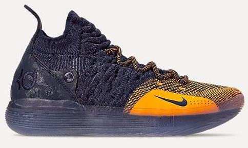 【Finishline】Nike 耐克 Zoom KD11 男子篮球鞋 $97.5(约655元)