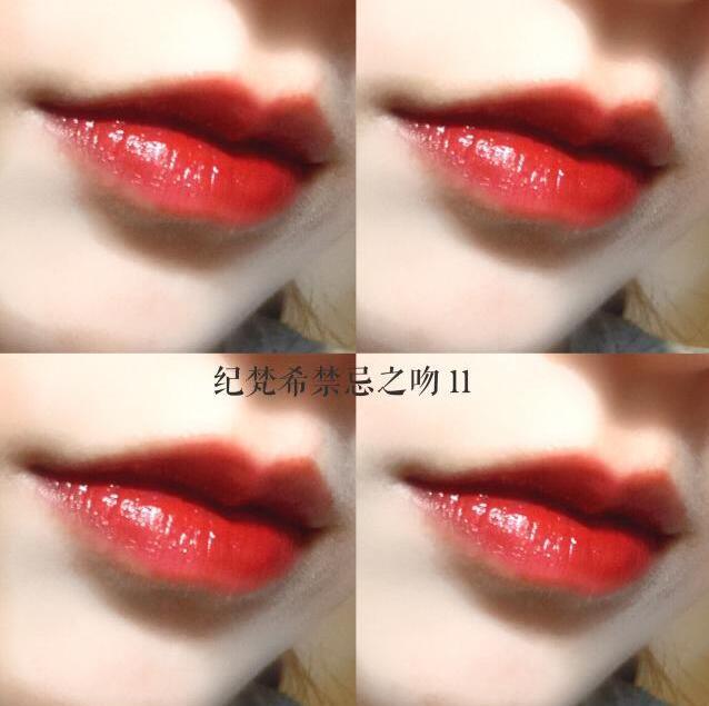Givenchy紀梵希口紅2019最火色號