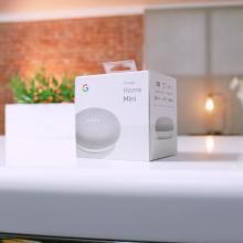 1美元的Google Home Mini 顺利到手~
