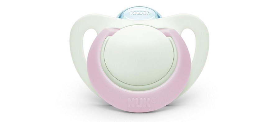 【日本亚马逊】NUK 安抚奶嘴 粉色 s号新低价695日元(约¥44)