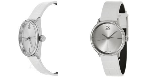 Calvin Klein 卡尔文·克雷恩 Accent 系列 K2Y2Y1K6 女士石英腕表2.3折$69