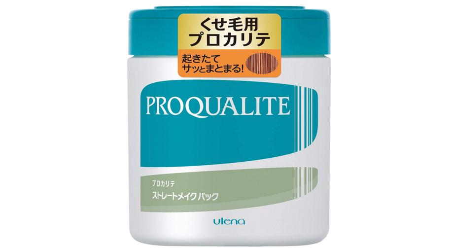 【日本亚马逊】佑天兰PROQUALITE 改善毛躁 顺直发膜 440g 降至1050日元+105积分+定期购9折