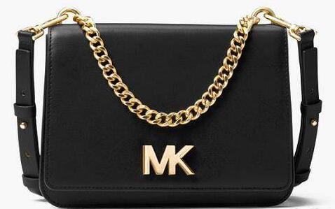 【新低!額外9折最后機會】Michael Kors Mott 鏈條斜挎包 特價$112.64