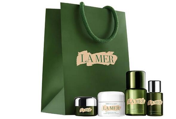 La Mer 海藍之謎:高端貴婦護膚品牌 滿$300送4件超值禮包