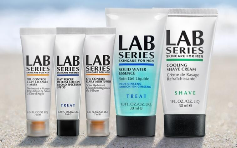 Lab Series 朗仕美國官網:男士專業護膚 全場滿$65贈5件套