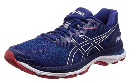【日本亞馬遜】Asics亞瑟士 GEL-Nimbus 20 男士跑步鞋降至9178日元