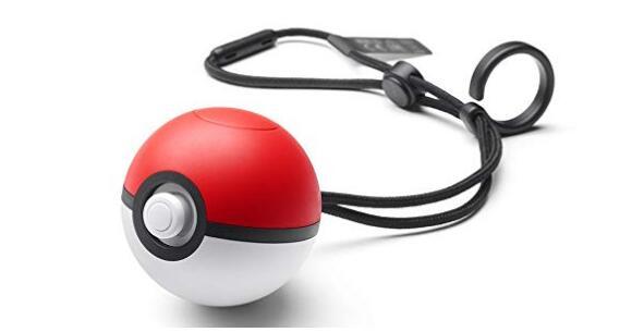 【日本亚马逊】Nintendo任天堂 精灵球Plus Switch游戏手柄补货5029日元