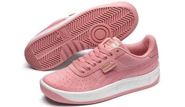 Puma 彪马 California Shimmer女子复古运动鞋 $39.99(约275元)
