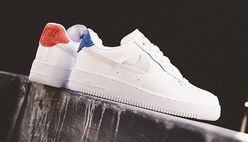 Nike Air Force 1 Inside Out 空军1号 橙蓝鸳鸯鞋£84.99(约731元)