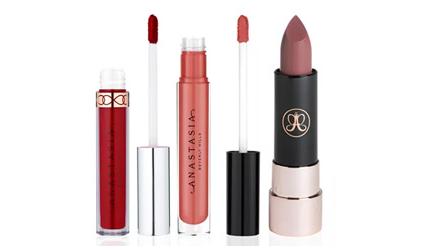 Sephora美國官網精選Anastasia Beverly Hills唇膏買一贈一