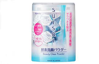 【日本亞馬遜】suisai嘉娜寶藥用酵素洗顏粉 0.4g×32個降至1698日元+17積分