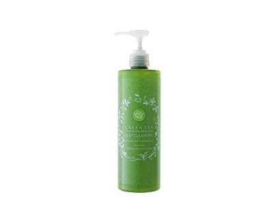 【日本亞馬遜】SantaMarche 綠茶果酸AHA 美肌深層卸妝啫喱400ml降至1598日元+16積分