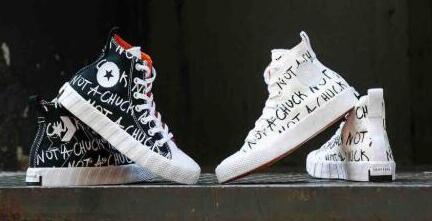 Converse UNT1TL3D Hi男士高幫帆布鞋 多色可選特價$52.5