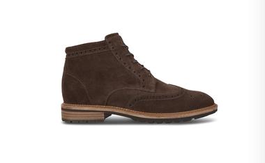 Ecco美国站现有精选男款鞋饰额外5折促销美国免邮