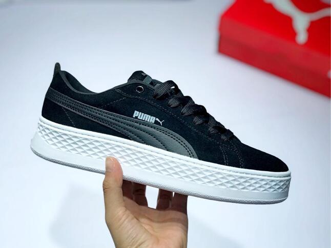 Puma彪马 Smash Platform女款板鞋折后价$27.99