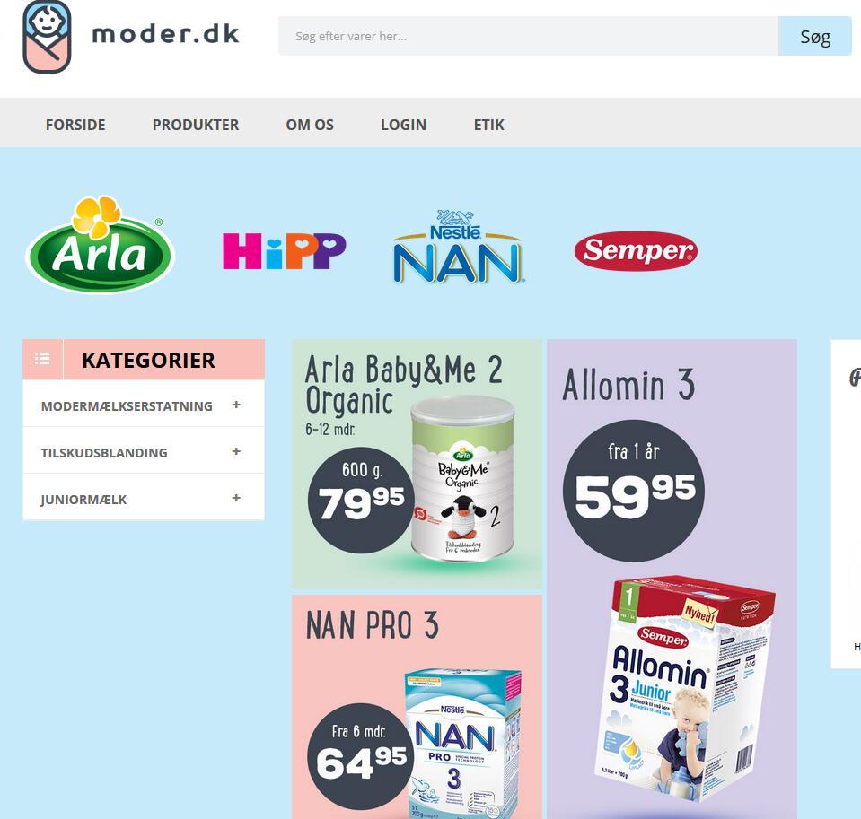 丹麦海淘母婴用品网站有哪些?用什么丹麦转运公司?