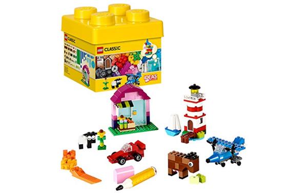 【日亚自营】LEGO乐高积木 经典家庭套装 10692仅1418日元+14积分