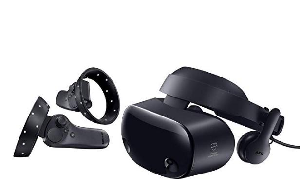 Samsung HMD Odyssey+ MR 混合现实眼镜+手柄套装 现价$229.99