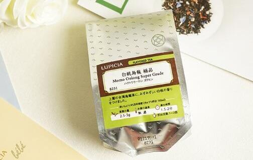 【日本亚马逊】Lupicia绿碧茶园白桃乌龙茶 50g特价1080日元+11积分