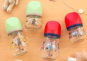 【日本亚马逊】Pigeon贝亲 母乳实感奶瓶 80ml两色新低998日元