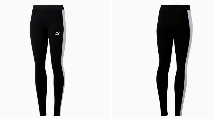 彪马美国官网购Puma彪马Classics T7 女士运动裤特价$15.99