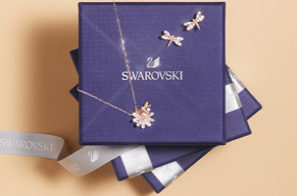 Swarovski施华洛世奇美国官网全场饰品最高满额65折