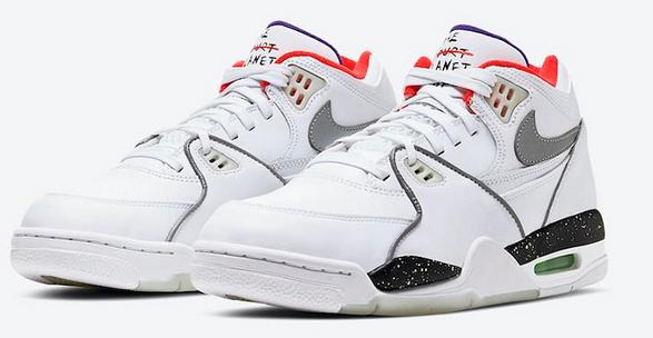 夜光星空!超酷 Nike Air Flight 89 即将海淘发售!