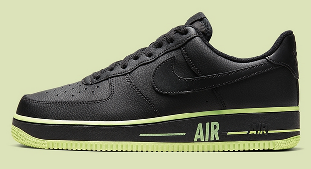 """OW联名的既视感!Air Force 1 """"Barely Volt"""" 现已海淘发售!"""