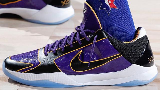 """湖人配色Kobe 5 Protro """"Lakers""""下周海淘发售!这细节越看越喜欢!"""