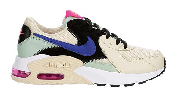 Nike 耐克 AIR MAX EXCEE 拼色运动鞋 $67.99(约478元)