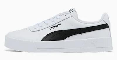 Puma 彪马 Carina 女款小白鞋 海淘折后价$32.99