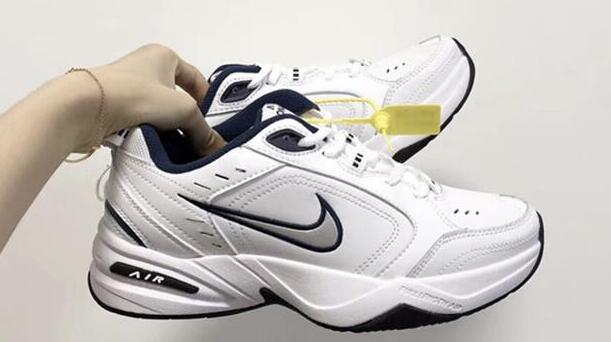 狗焕同款!Nike耐克 Air Monarch IV 男士运动鞋折后$41.24