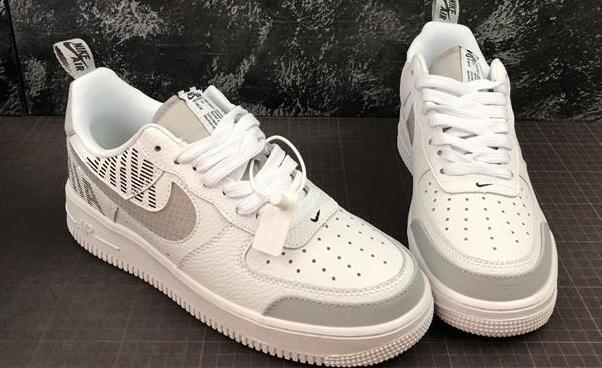 big 3码有货!Nike Air Force 1 中童运动鞋海淘折后$48.75