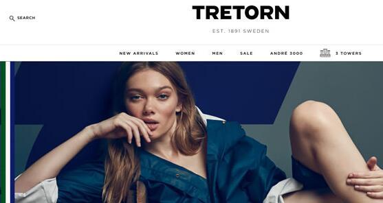 Tretorn美国官网:瑞典休闲鞋及防风雨外套海淘网站