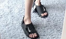 降价!Nike Sunray Adjust 5 大童款凉鞋折后价$20.99