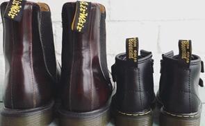 Nordstrom官网精选Dr. Martens 马丁靴低至45折促销