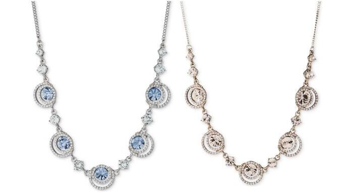 Givenchy纪梵希 蓝钻项链 降至2.5折价$19.43