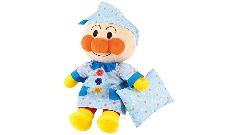 面包超人睡衣公仔可爱睡眠安抚玩具新低2818日元+28积分