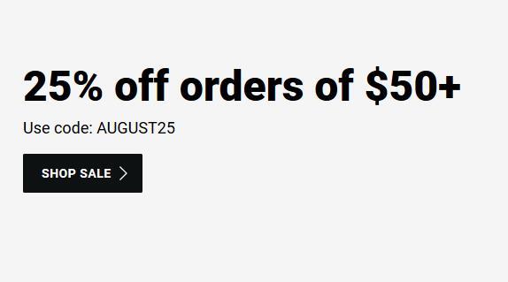 Foot Locker官网海淘优惠券/折扣码汇总,满$50享额外75折