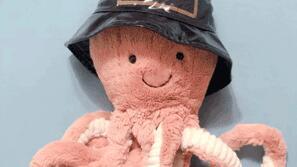 Nordstrom官网:Jellycat多款毛绒玩具上新及补货售价$15起