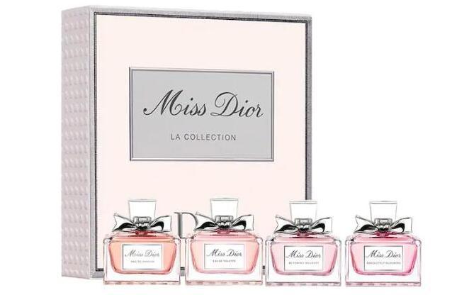 Dior迪奥Miss Dior Q香4件套售价$65,叠加满减