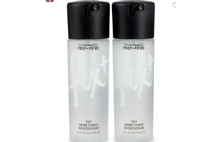 MAC 魅可保湿定妆喷雾 100ml*2 凑单折后价$22.49