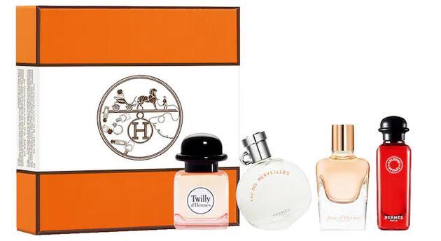 Hermes爱马仕Q版香水Twilly四件套礼盒装7.5ml售价$50,会员再8折