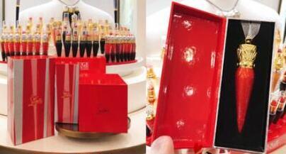 Christian Louboutin 萝卜丁2020圣诞限量版口红099 售价$90