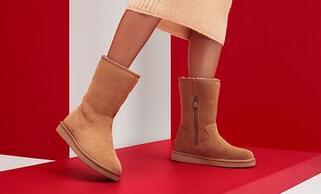 UGG美国官网黑五大促精选热卖鞋靴低至4折促销