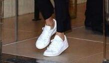 Adidas 阿迪达斯Stan Smith男款纯白小白鞋降至45折$36