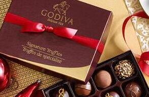 Macys梅西百货精选Godiva歌帝梵巧克力额外7折,满额免邮