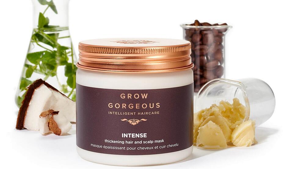 Grow Gorgeous 强韧发丝发膜 200ml 降至49折价$14.83