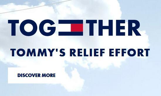 Tommy Hilfiger美国官网节日大促服饰满额最高享6折促销