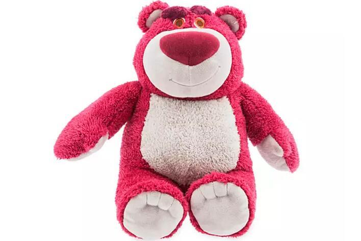 再来!Disney迪斯尼12英寸草莓熊 将至43折价$10